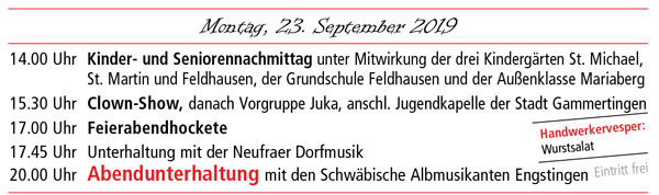 herbstfest montag 23092019